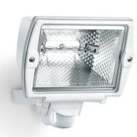 Прожектор галогеновый с датчиком движения 500 Вт, 140 12 м., IP54, белый, HS 5140