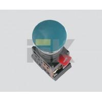 Кнопка AEА-22 Грибок красный d22мм 1з+1р