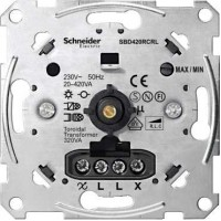 Механизм светорегулятора поворотного 20-420 Вт