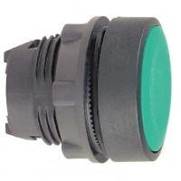 Головка для кнопки зёленая 22 мм с возвратом