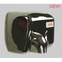 Сушилка для рук 2,4 кВт 220 В поток воздуха 70 л/с корп.метал цвет хром ИК-датчик (для помещ.с высок.проходим.) IP23
