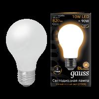 Лампа gauss E27 6.5Вт 2700K