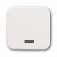 Клавиша для светорегулятора сенсорного альпийский белый Reflex SI