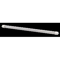 Лампа светодиодная линейная 18 Вт 168Led 180-265В 1200мм, алюминий, прозрачная, 4000К холодный