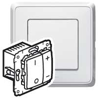 Светорегулятор 500 Вт белый Cariva