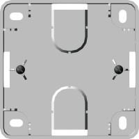 Коробка накладного монтажа 1 пост белый  Wessen59