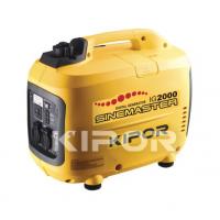 Генератор бензиновый инверторный однофазный 2 кВА, бак 3.7 л., расход 0.63 л/ч IG2000