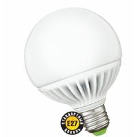 Лампа светодиодная 12 Вт 230В Е27 шар 95мм, тёплый белый 94 147