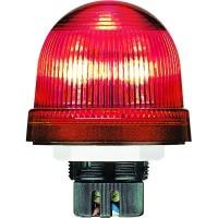 Сигнальная лампа-маячок KSB-123R красная проблесковая  230 В АC