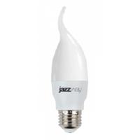 Лампа светодиодная 7 Вт 230В Е27 свеча на ветру, тёплый белый