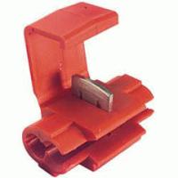 Соединитель-ответвитель Scotchlok с врезным контактом для провода сечением 0,5-1,5 кв.мм красный(558)