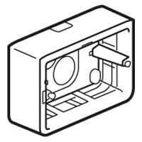 Коробка для накладного монтажа 3 мод. глубина 40 мм Mosaic