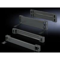 Элементы цоколя для шкафа серии TS 800x200mm, RAL7022 (2 шт.)