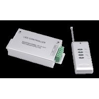 Контроллер LED для RGB DC/12В 144 Вт, с пультом 3-х канальный радиочастотный