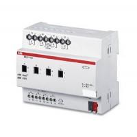 SD/S 4.16.1 Светорегулятор для ЭПРА 1-10В, 4 канала, 16А [SST2CDG110080R0011]