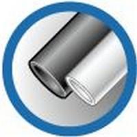 ТУТ 16/8 черная, трубка термоусаживаемая тонкостенная 16/8 мм до 1кВ (-55С+105С)