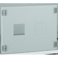 Лицевая панель сплошная металлическая  DPX250/630 1-2 ап-та XL3 400