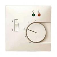 Накладка для терморегулятора бежевый System Disign