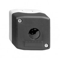 Корпус кнопочного поста на 1 элемент пластиковый