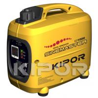 Генератор бензиновый инверторный однофазный 1 кВА, бак 2.6 л., расход 0.4 л/ч IG1000