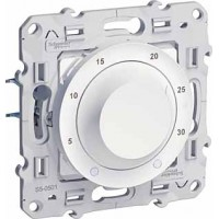 Терморегулятор комнатный белый Odace