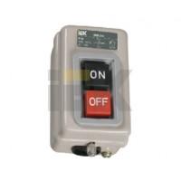 Выключатель кнопочный 3-пол.с блокировкой ВКИ-216 230/400В 10А IP40