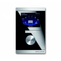 Цветной TFT-дисплей 8,89см с поворотным элементом управления черное стекло (6344-825-101-500)