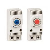 Термостат, диапазон -10 ~ +80 градусов С, контакт NC (нормально закрытый)