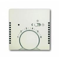 Накладка для терморегулятора 1095UF-507 шале белый Basic 55