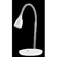 Светильник настольный LED 4Вт 42LED 230V 250Лм 3000К IP20