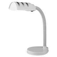 Светильник настольный для КЛЛ 15Вт Е27  IP20 белый