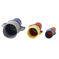 Соединитель Scotchlok колпачковый изолирующий для провода сечением 10,0-31,6 кв.мм B/G+(сине-серый)