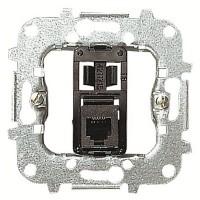 Механизм компьютерной розетки 8 контактов RJ 45