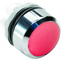 Кнопка красная без подсветки без фиксации ( только корпус ) тип MP1-20R