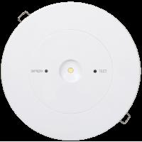 Светильник аварийный ДПА-130, аккумулятор, 3ч, IP20, IEK
