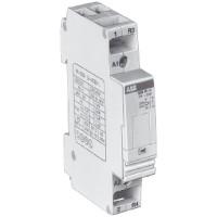 Контактор модульный 20А кат. 220В 1НО+1НЗ тип ESB20-11