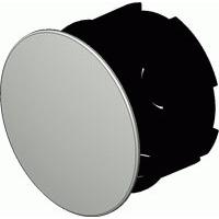 Коробка монтажная разветвительная 68х28 мм для сплошных стен скрытого монтажа, IP 30