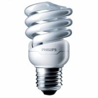 Лампа энергосберегающая 12 Вт E27 6500К спираль дневной