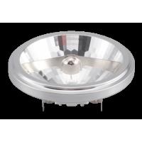 Лампа галогенная рефлекторная 50 Вт 12В G53 d=111mm 24D c Al отражателем 3000ч