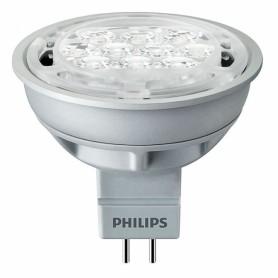 Лампа светодиодная 5 Вт 12В GU5.3 2700K 24D теплый