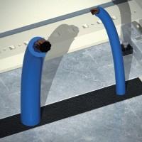 Уплотнитель для ввода кабеля, для шкафов CAE/CQE шириной 600 мм