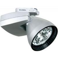 Прожектор для МГЛ 35Вт 230В с лампой серебро Mini Priority CDM-Tm 35W WFL GA69