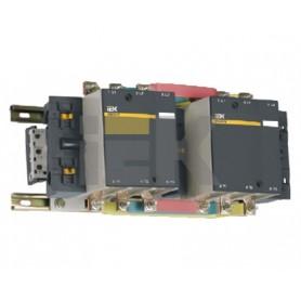 Контактор 185А катушка 230В реверсивный  АС3  2НЗ IP00, КТИ-51853