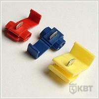Соединитель с врезным контактом 4-6 кв. мм*