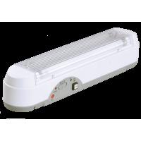 Светильник ЛБА 3924A, аккумулятор, 4 ч., 1х20Вт, T8/G13 ИЭК