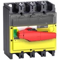 Выключатель-разъединитель 3-пол. 320А INTERPACT INV320