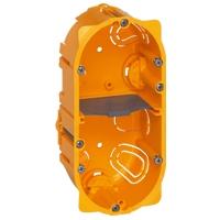 Коробка Batibox для полых стен 4-5 модулей глубина 50мм
