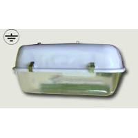 Светильник  для ДНаТ 1х250 Вт подвесной с плоским стеклом