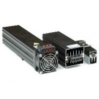 Обогреватель с клеммной колодкой и вентилятором, б/кабеля P=250W