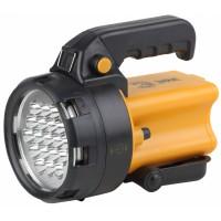 Фонарь-светодиодный 19LED аккумулятор 6В 4,5Ah/220В/12В, режим 8 часов